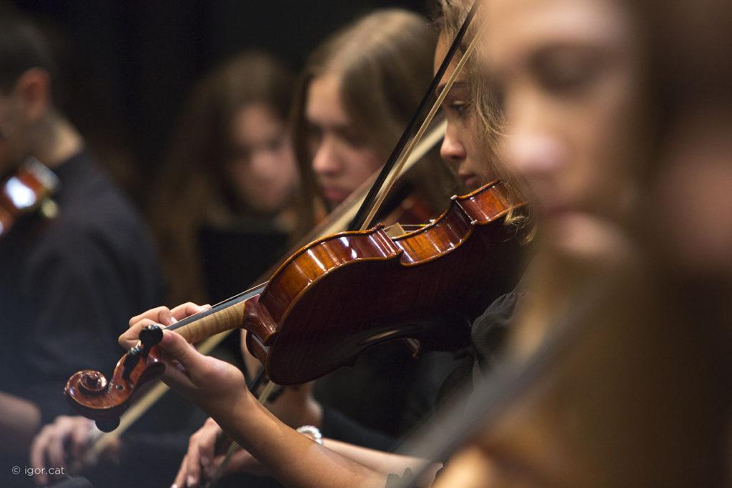 Mòdul formatiu de Pràctica musical en conjunt