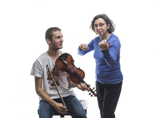 Pedagogia i història del violí