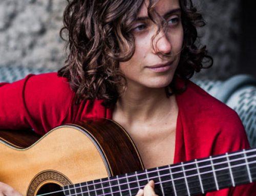Nou CD de Maria Camahort, professora del Conservatori