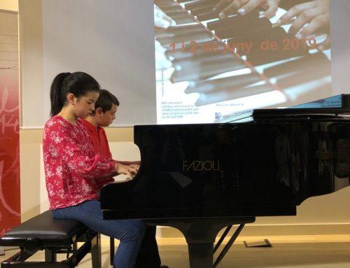 2n Concurs de piano a 4 i 6 mans