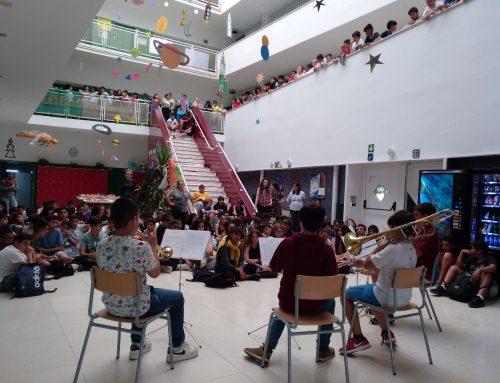 Concert a l'Institut Barres i Ones