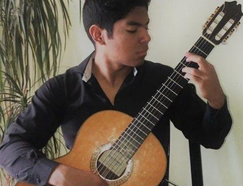 Andrés Landívar, concertino