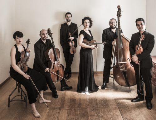Concert de Música Antiga a Sta. Maria