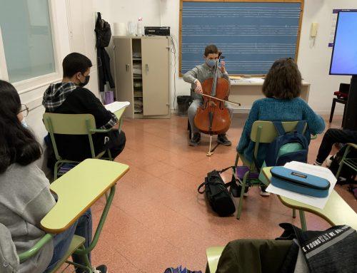 Toquem a les classes de LLENGUATGE MUSICAL