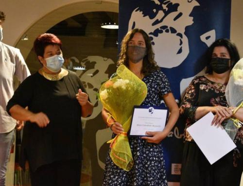 "1er Premi Concurs ""María de Pablos"""